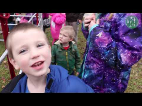 Autistic 8 Year Asks for a Tree + Meeting Santa's Reindeer