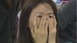 Юдзуру Ханю и Янь Хань Столкновение на Гран-При Китая 2014 | Yuzuru Hanyu, Han Yan CRASH 2014