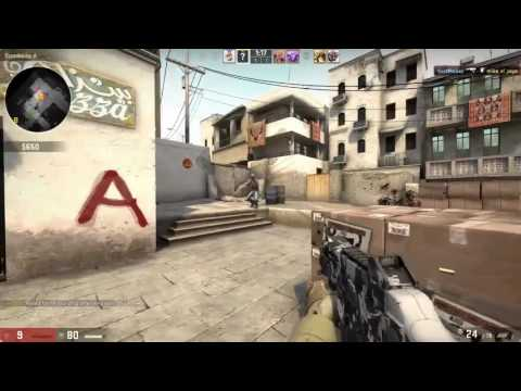 Counter Strike Globe Offense solo queing