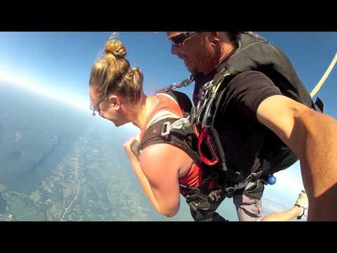 Virginia from Jasper, TN experiences some velocity!