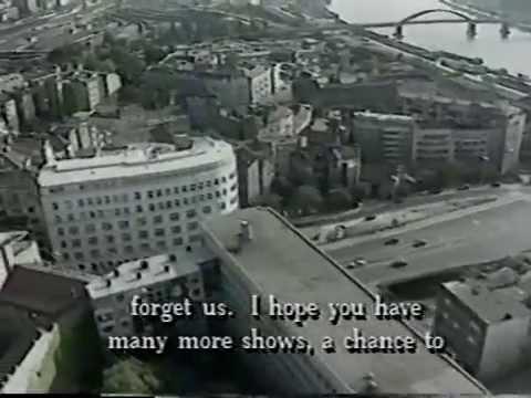 Radovan Trnavac Mića - A Retrospective Exhibition - National Museum Belgrade 1995 (English subtitle)