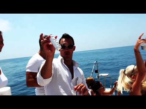 Dasuki Inc. for Catamaran White Party - Cartagena Summer 2014 by Moët Ice Imperial