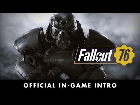Welcome the apocalypse with the official 'Fallout 76' intro video