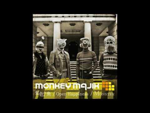 Monkey Majik - Open Happiness (Japanese ver)