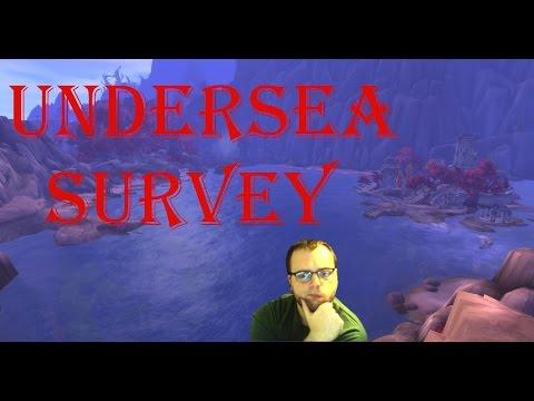 Wow-Legion-Undersea Survey World Quest