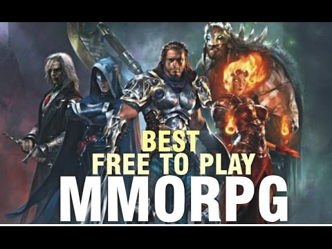 best free to play mmorpg games on steam