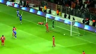 Turkey 0-3 Croatia qualification Euro 2012 | All Goals Highlights