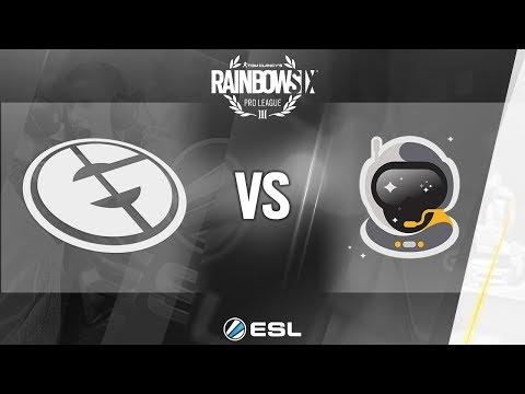 Rainbow Six Pro League - Season 7 - NA - Evil Geniuses vs. Spacestation Gaming - Week 3