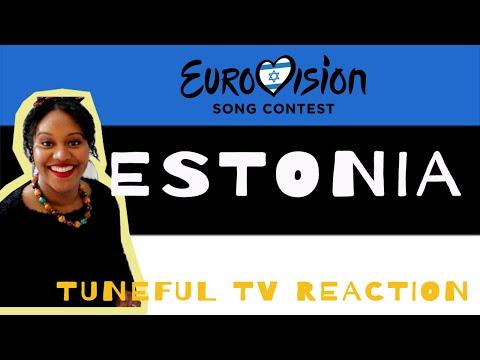 EUROVISION 2019 - ESTONIA - TUNEFUL TV REACTION & REVIEW