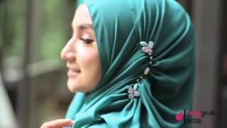Neng Geulis Hijab Tutorial Giselle 2