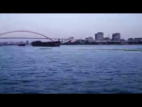 151017 Shanghai Xuhui riverside timelapse
