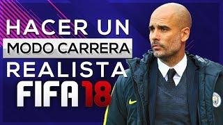 Cómo tener un Modo Carrera Realista en FIFA 18 (Recomendaciones)