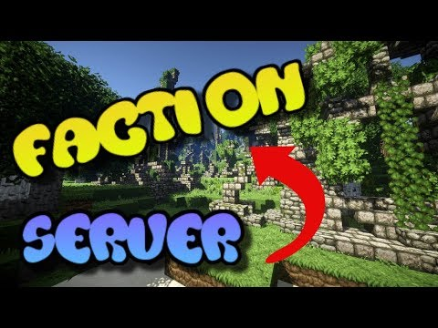 Minecraft Faction Realm/Server (JOIN NOW)