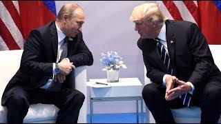 LEAK: Trump Had Undisclosed Meeting w/ Putin, Trump RAGES