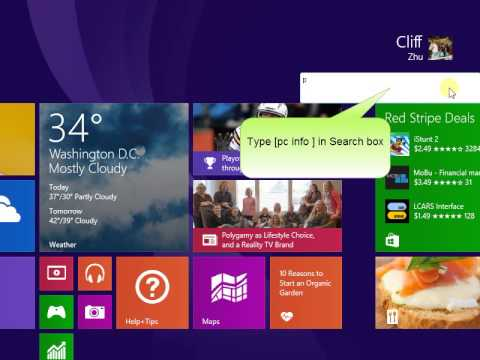 How To Find Your Computer Name In Windows 8 And 8.1