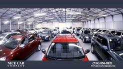 Used Cars in Toledo, Ohio - Nice Car Company