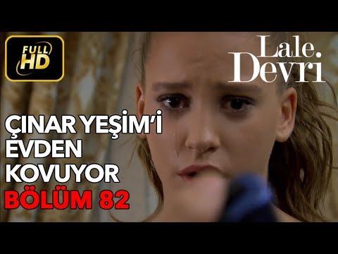 Lale Devri 82. Bölüm / Full HD (Tek Parça) - Çınar Yeşim'i Evden Kovuyor
