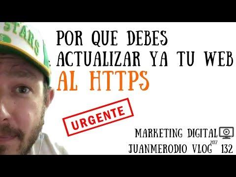 Por qué debes pasar YA MISMO tu WEB al protocolo HTTPS (urgente)