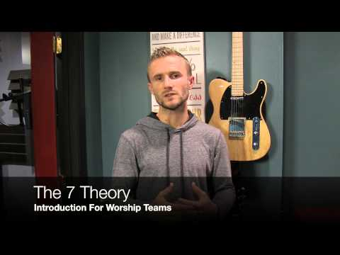 The 7 Theory For Worship Teams Introduction by Jordan Biel