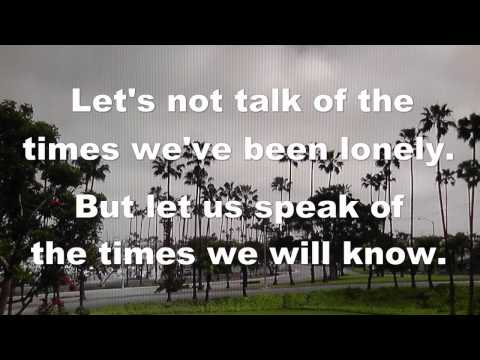 All Of A Sudden - Eddie Peregrina {Slide video song with lyrics}