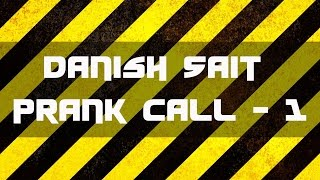Love Shock - Danish Sait Prank Call 1