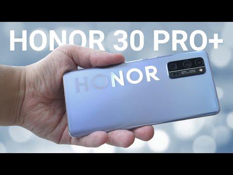УСПЕХ? Обзор Honor 30 Pro+: 50 Мп, стерео, 90 Гц и дешевле конкурентов / СРАВНЕНИЕ с Huawei P40 Pro