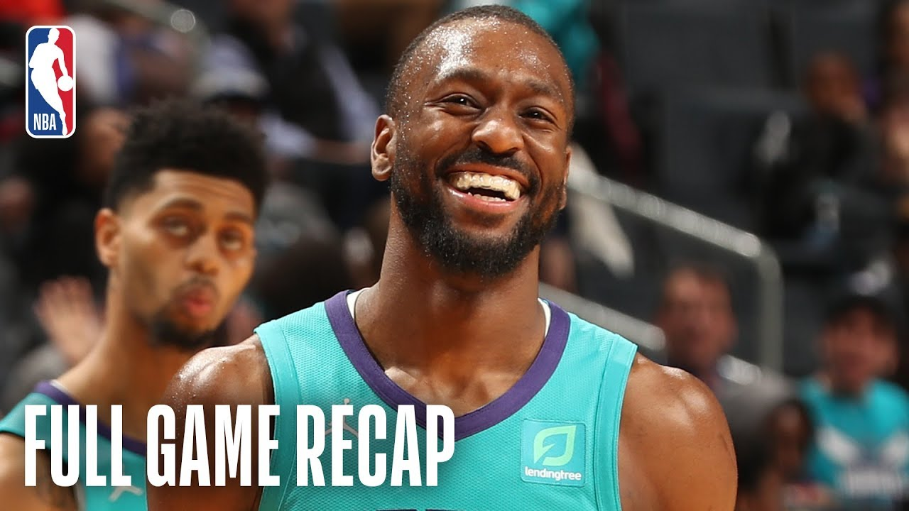TIMBERWOLVES vs HORNETS | Kemba Goes For 31 Points | March 21, 2019