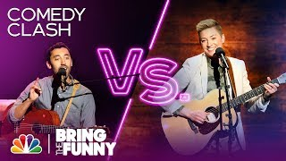 Musical Act Morgan Jay Performs in the Comedy Clash Round - Bring The Funny (Comedy Clash)