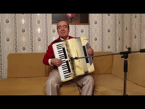 Армянский Аккордеонист Артём Арутюнян - Армянская Песня «Им Джутакы»