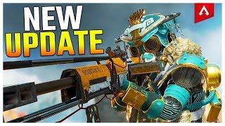 Apex Legends Update Patch Notes! Huge Revenant Buff + G7 Scout Nerf + Lifeline Buff + Map Changes