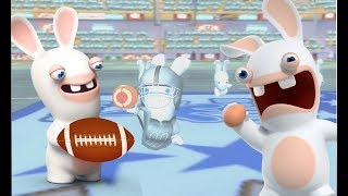Rayman Raving Rabbids 2: American Football