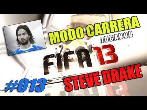 Gameplay FIFA 13 / Modo Carrera Jugador / Steve Drake #013 / FC Zürich