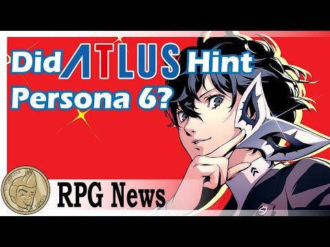 Persona 6 Rumors And Kingdom Hearts TV Show?! JRPG Weekly Update!