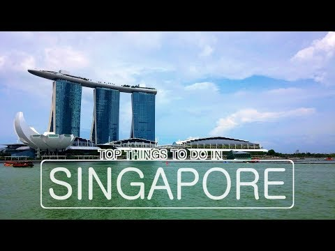 Top 10 things to do in Singapore !