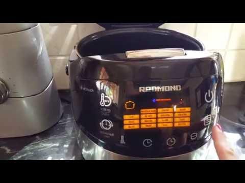 Овсяная каша на завтрак в мультиварке Redmond