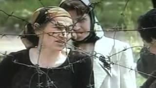 Лиза Умарова. Война в Чечне