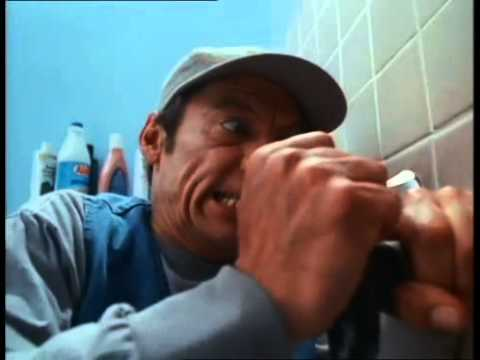 How to fix the pipes funny  in Ernest Goes To School 1994