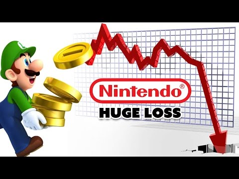 Nintendo Reports Huge Quarterly Loss - The Know