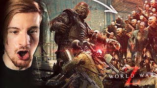 HOW IS THERE SO MANY ZOMBIES!? (chaos..) || WORLD WAR Z: THE GAME (Part 2)