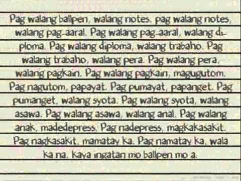 Quotes About Stories Endearing Tagalog & English Quotes And Stories  Youtube