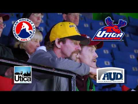 Community Feature: Utica Hosts NCAAD3 Frozen Four Ice Hockey Championship
