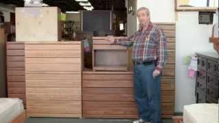 Barn Furniture - Contemporary Oak Bedroom Furniture