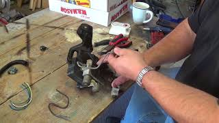 Scrapping a car ABS System -Moose Scrapper