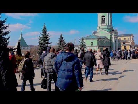 Московская молодежь в Оптиной пустыни. Часть 1 «Пути жизни и поиск ответов»