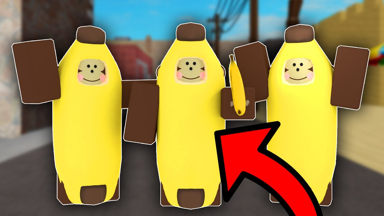 we are monky roblox arsenal