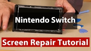 Nintendo Switch Screen Replacement - LCD & Digitizer Replacement