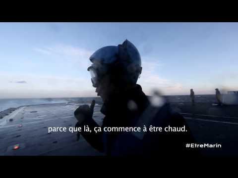 MARINE NATIONALE - CAMERA EMBARQUEE