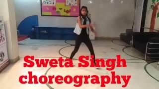 || Main Tera Boyfriend || Raabta||Dance Cover || choreography || sweta singh || practice session||
