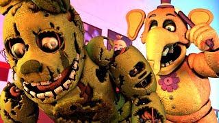 [FNaF SFM] Orville Elephant VS. Springtrap (Five Nights At Freddy