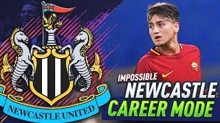 SIGNING THE TURKISH MESSI!!! FIFA 18 NEWCASTLE UNITED CAREER MODE #11